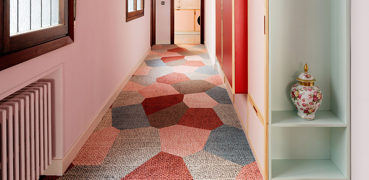 Mixtape Apartment, DeZeen